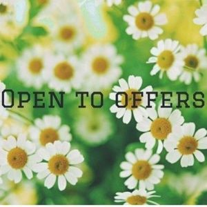 🌻 Open to offers 🌻